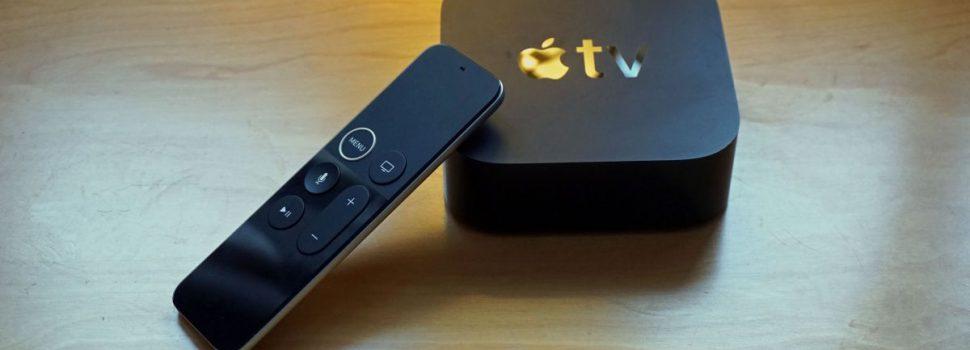 Apple TV in 4K
