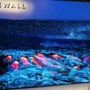 The Wall, Samsung's TV Vision