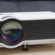 What a Powerful Little TV Projector!