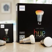 Phillips Hue is Lighting up Our Homes.