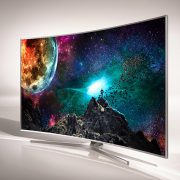 Samsung's 4K Ultra TV is Easy on the Eyes