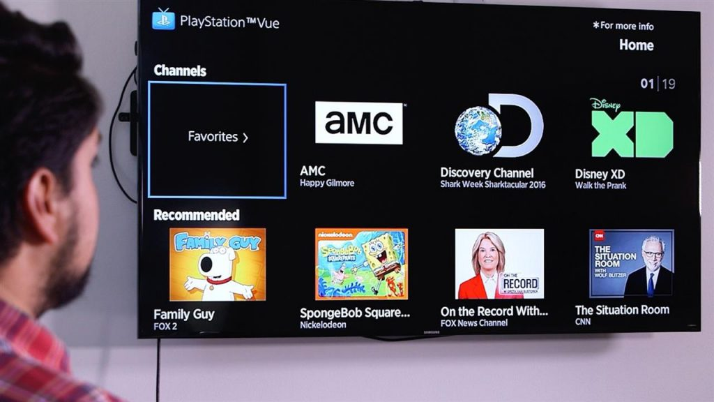 cutting the cord playstation vue