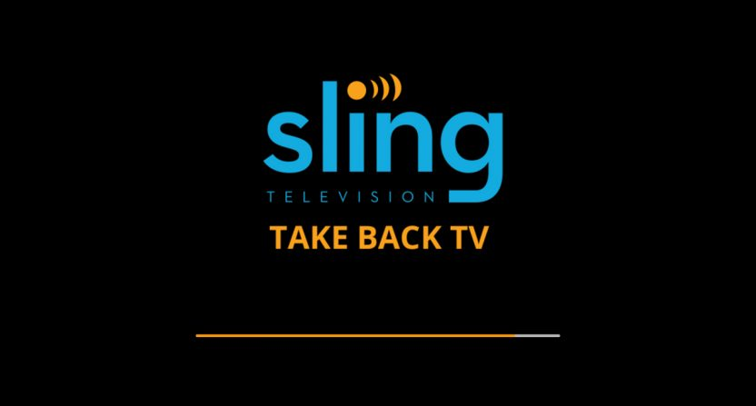 cutting the cord sling tv