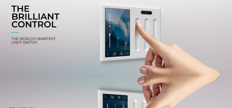 The light switch of the future…
