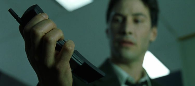 The Matrix is Calling from the Nokia 8110 Reboot