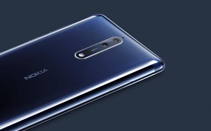 SmartPhone Spotlight: Nokia 8 Sirocco