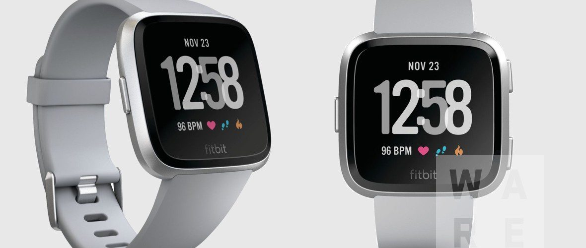 Fitbit's New Smart Watch Unveiled