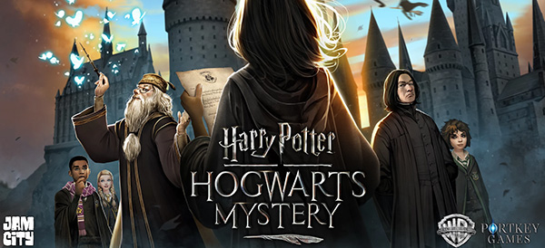 Experience the Magic of Harry Potter on Your Phone