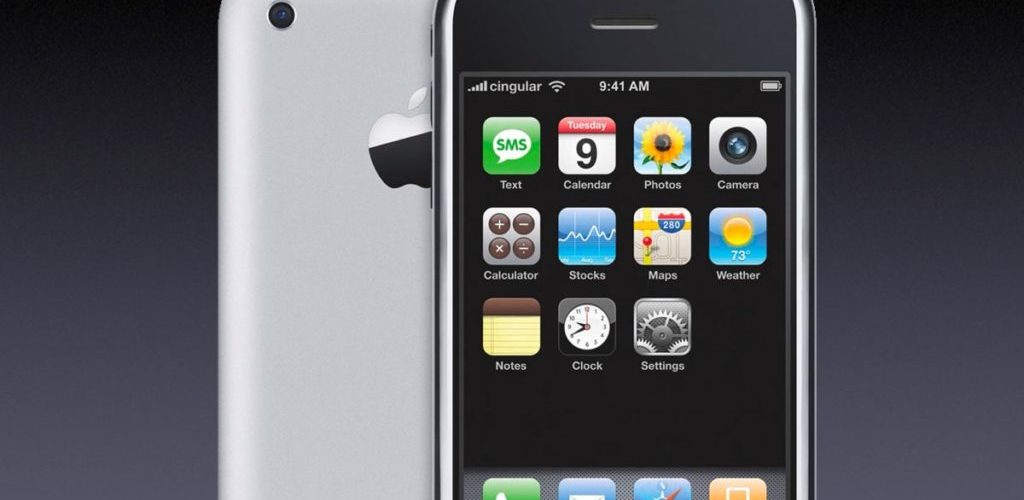 Tech Throwback: The Original iPhone