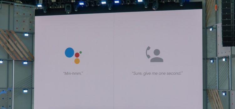 Google's Duplex AI Now Open to Beta Testing