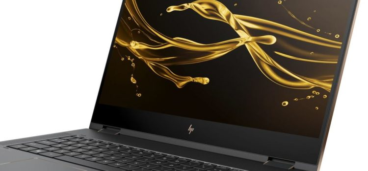 HP Spectre x360 15 Impresses With 4K
