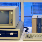 Tech Throwback: The IBM PC Personal Computer