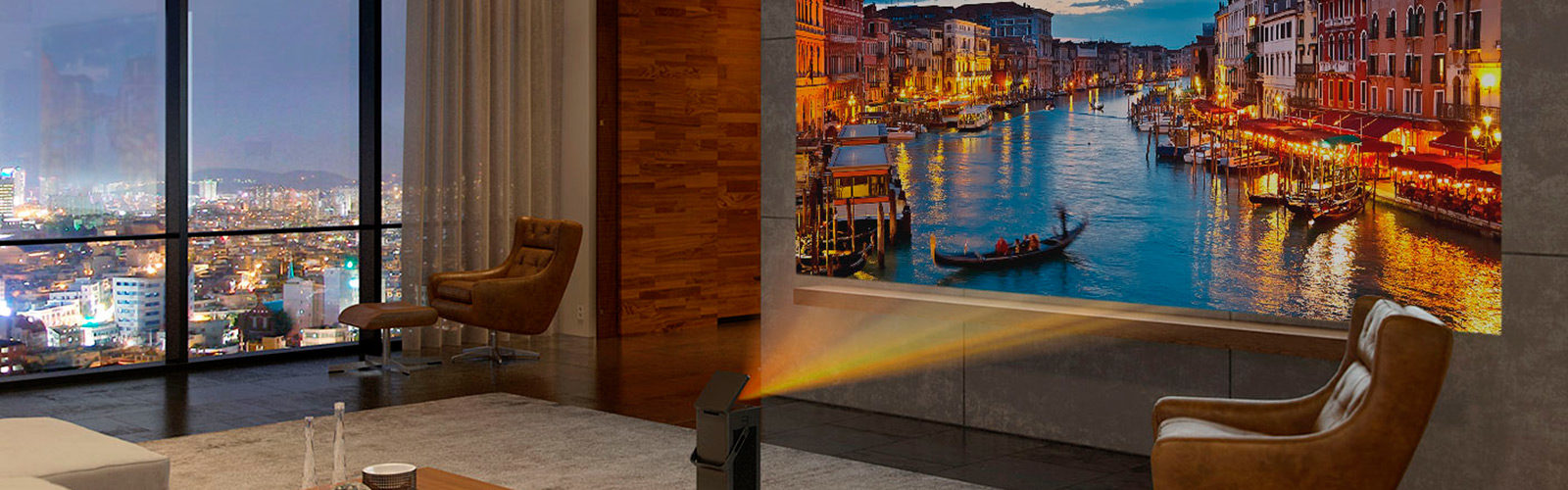 LG Cinebeam 4k Projector Truly Beams