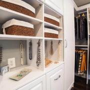 Top 3 Small Walk In Closet Designs
