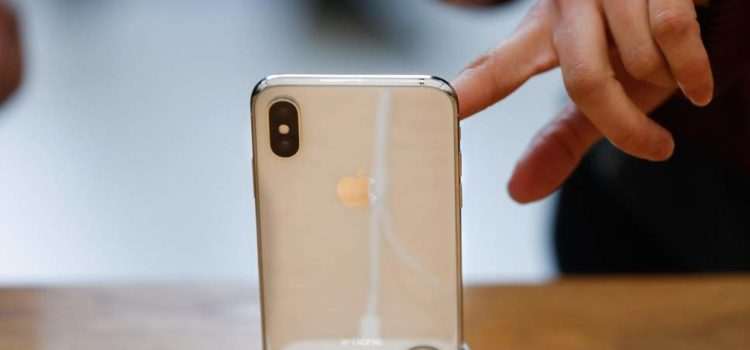 Apple's iPhone X 6.1 Leak
