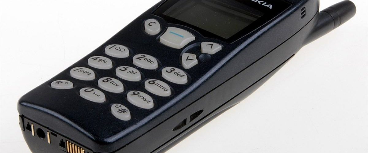 Tech Throwback: Nokia 5100 Series