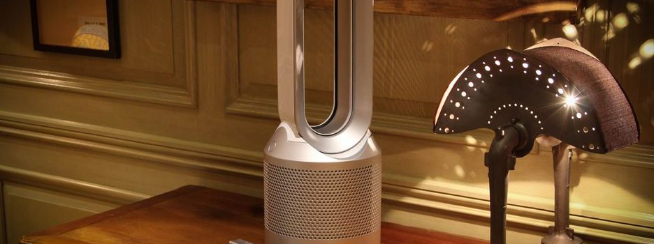 "The ""Dyson Hot+Cool Link"" air purifier is pure gold!"