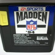 Tech Throwback: Madden 94