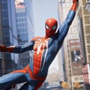 Spiderman PS4 Swings Into Stores Next Week