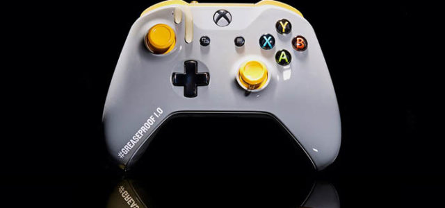 Microsoft Unveils Limited Edition Greaseproof Controller