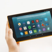 Tablet Talk:  Amazon's Fire HD 8 tablet