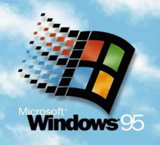 Tech Throwback: Windows 95