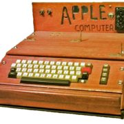 Tech Throwback: The Apple 1