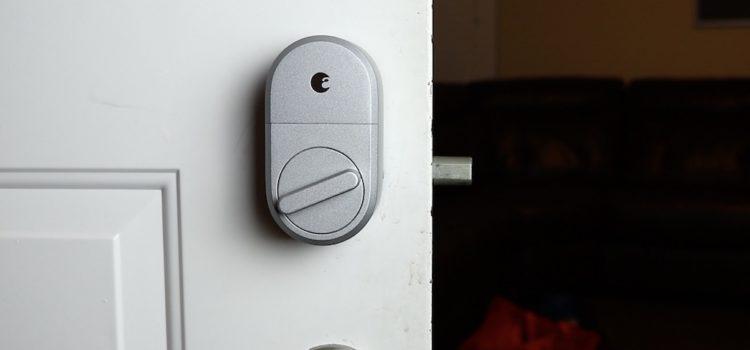 Let Me In; August Smart Lock