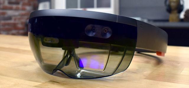 Microsoft HoloLens 2 slated for 2019 release