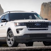 2019 Ford Explorer Early Impressions