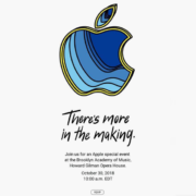 """There's more in the making"" – Says Apple"