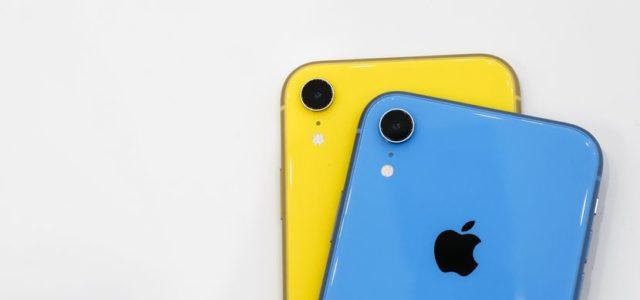 iPhone XR, The iPhone Medium?