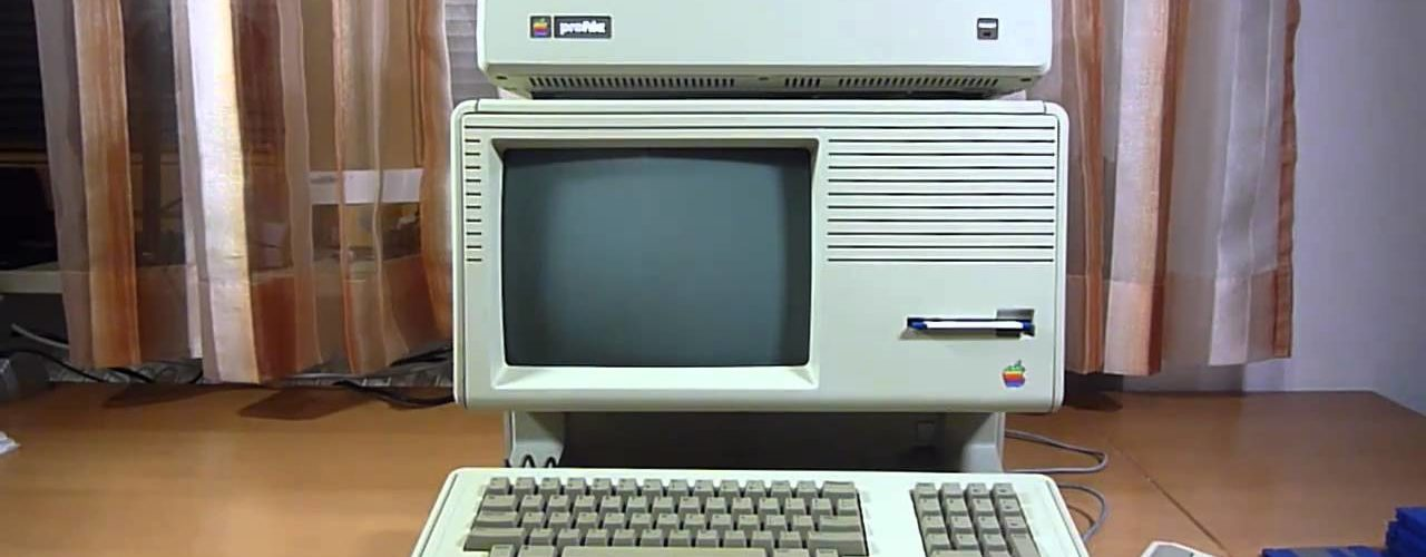 Tech Throwback: The Apple Lisa