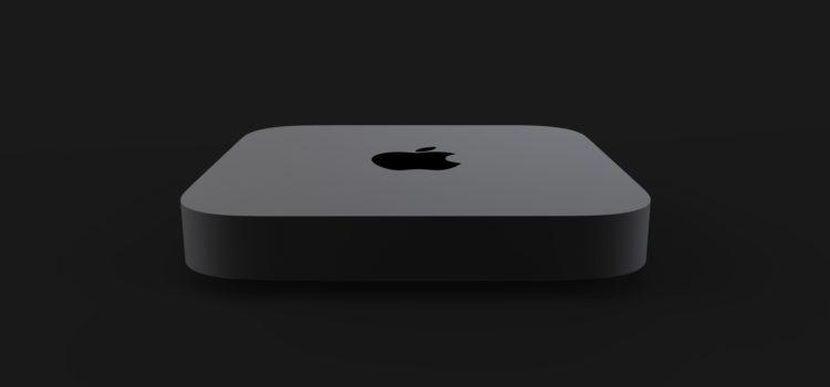 Apple Event: The New Mac Mini