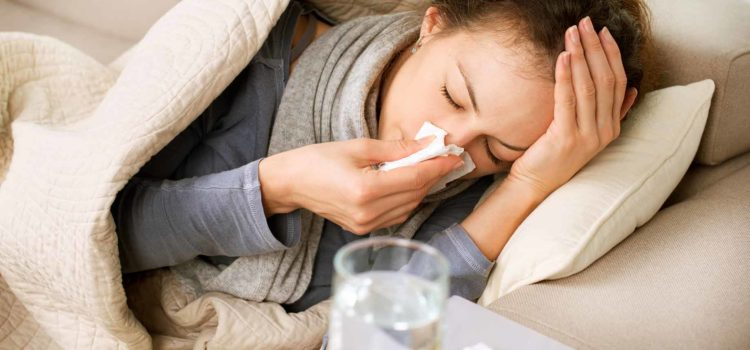 7 Home Remedies for the Flu