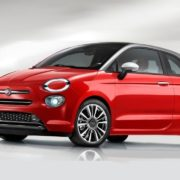 The 2019 Fiat 500