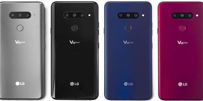 Should You Buy an LG V40?