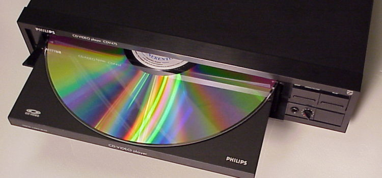 Tech Throwback: The LaserDisc