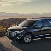 New Chevy Traverse: Affordable and Fun to Drive