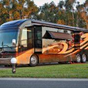 Choosing The Best Luxury Motorhome