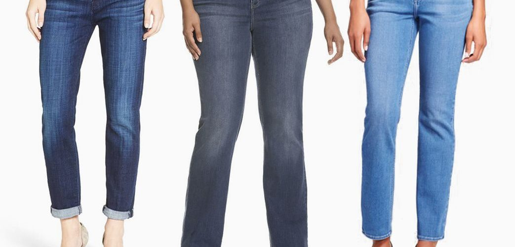 Best Jean Brands for Every Woman's Body Type