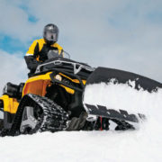 Top ATVs, Your Next Toy Could Be a Winter Workhorse