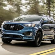Ford Edge ST Review: Sports Car Performance in an SUV?