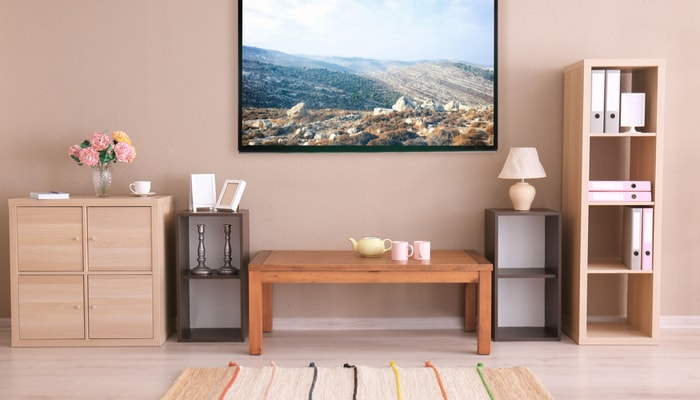 Coolest TVs Seen at CES 2019