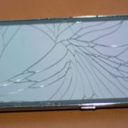 Cracked Phone Screens are the Worst!