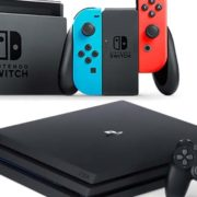 Which Console is Right for You? PS4 vs Switch