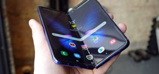 Foldable Phone Support Coming to Android Q