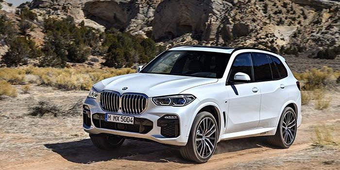 2019 BMW X5: What's New for 2019