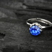 Thinking about Getting Engaged? Why Blue Diamonds are so Popular
