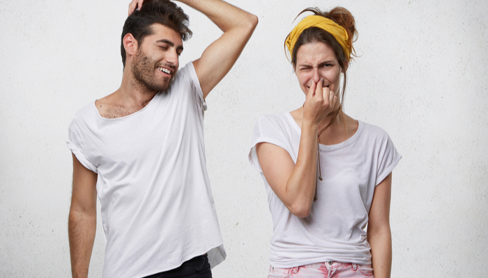 Do You Smell Funky? Preventing Body Odor